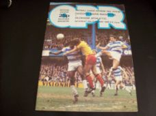 Queens Park Rangers v Oldham Athletic, 1979/80